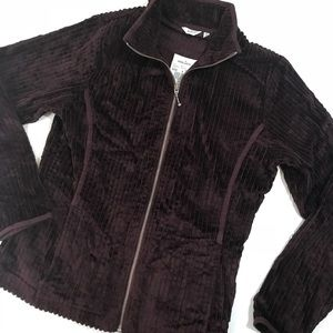 Woolrich Kinsdale jacket in burgundy